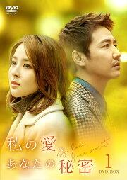 私の愛、あなたの秘密 DVD-BOX1