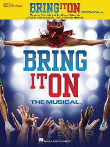 Bring It on: The Musical BRING IT ON [ Lin-Manuel Miranda ]
