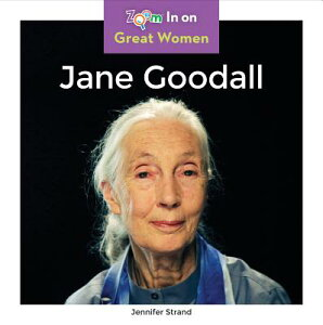Jane Goodall JANE GOODALL (Great Women) [ Jennifer Strand ]
