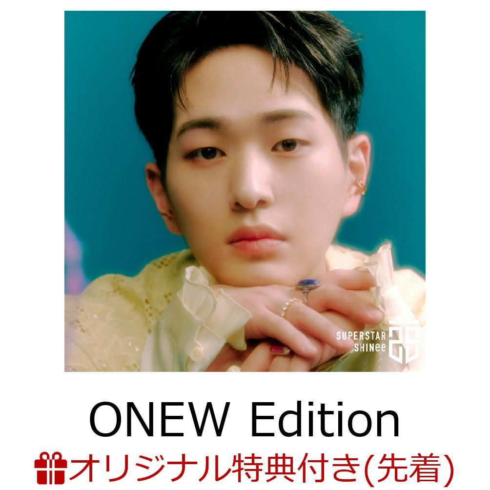 邦楽, ロック・ポップス SUPERSTAR ( -ONEW Edition- )CD PHOTOBOOKLET(12P)( 41) SHINee