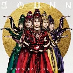 【送料無料】GOUNN(初回限定盤 CD+DVD) [ ももいろクローバーZ ]