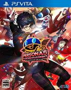 ペルソナ5 ダンシング・スターナイト PS Vita版