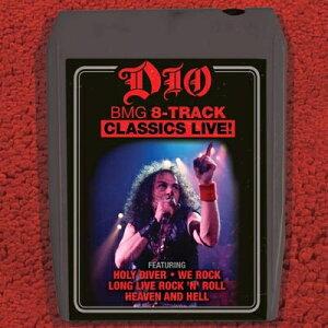 【輸入盤】Bmg 8-tracks Classics Live [ Dio ]