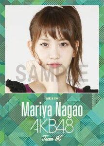 (卓上) 永尾まりや 2016 AKB48 カレンダー【生写真(2種類のうち1種をランダム封入…