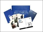 【輸入盤】 Season Greeting 2011 CNBLUE (カレンダー + グッズ)
