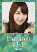 [SOLD OUT](卓上) 中田ちさと 2016 AKB48 カレンダー