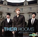 【輸入盤】 Music Essay - Their Rooms(CD+書籍+グッズ)