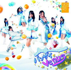 【楽天ブックスオリジナル特典生写真付き】バンザイVenus(typeA)(DVD付)