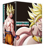 DRAGON BALL THE MOVIES ♯01【Blu-ray】