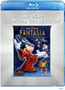 ファンタジア ダイヤモンド・コレクション【Blu-ray】 【Disneyzone】画像