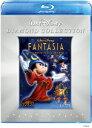ファンタジア ダイヤモンド・コレクション【Blu-ray】 【Disneyzone】 [ (ディズニー) ]