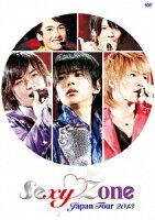 Sexy Zone Japan Tour 2013 【Blu-ray】