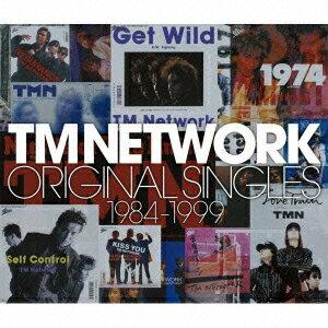 TM NETWORK ORIGINAL SINGLES 1984-1999画像