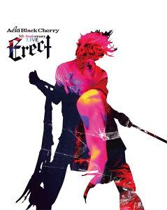 """【楽天ブックスならいつでも送料無料】Acid Black Cherry 5th Anniversary Live """"Erect""""【Blu-..."""