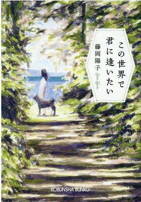 この世界で君に逢いたい  著:藤岡陽子