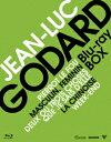 ジャン=リュック・ゴダール Blu-ray BOX Vol.3/ヌーヴェル・ヴァーグの成熟【Blu-ray】 [ ジャン=ポール・ベルモンド ]
