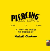 Piercing【完全生産限定アナログ盤】