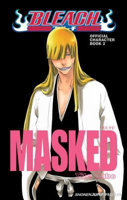 Bleach Masked: Official Character, Book 2画像