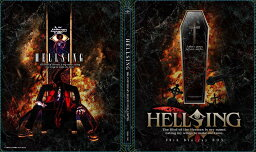 HELLSING OVA 20th ANNIVERSARY DELUXE STEEL LIMITED(数量限定)