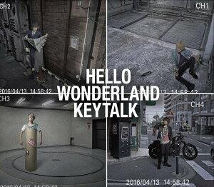 HELLO WONDERLAND [ KEYTALK ]