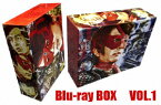仮面の忍者 赤影 Blu-ray BOX VOL.1【Blu-ray】 [ 坂口祐三郎 ]