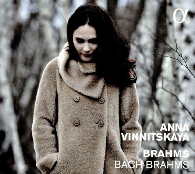 【輸入盤】Piano Works: Vinnitskaya +j.s.bach / Brahms: Chaconne画像