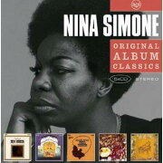 【輸入盤】 NINA SIMONE / ORIGINAL ALBUM CLASSICS (5CD)