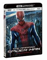 アメイジング・スパイダーマン 4K ULTRA HD&ブルーレイセット(4K ULTRA HD+ブルーレイ) 【4K ULTRA HD】