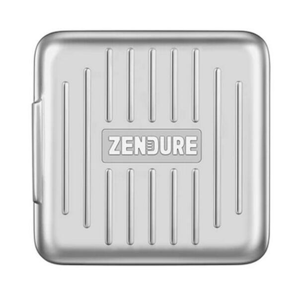 【お買い物マラソン期間限定価格】<高速充電器/ZENDURE>SuperPort 30W シルバー GaN搭載軽量コンパクト充電器 USB-C PD 30W高速充電