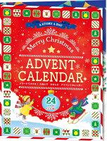 メリークリスマス!えほんでたのしむアドベントカレンダー