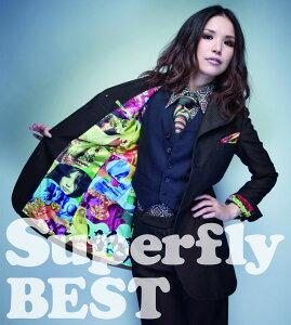 【送料無料】【予約・新作+もう1枚でポイント3倍】Superfly BEST(初回生産限定盤 2CD+DVD) [ S...
