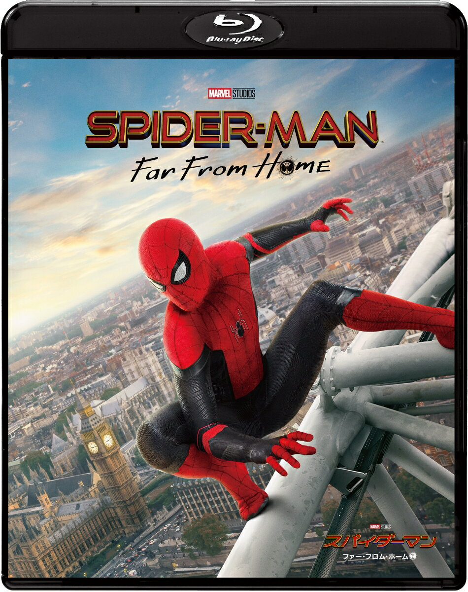 スパイダーマン:ファー・フロム・ホーム ブルーレイ&DVDセット(通常版)【Blu-ray】