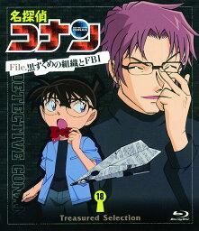 名探偵コナン Treasured Selection File.黒ずくめの組織とFBI 18