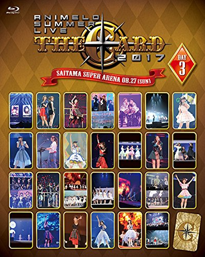 Animelo Summer Live 2017-THE CARD-8.27【Blu-ray】