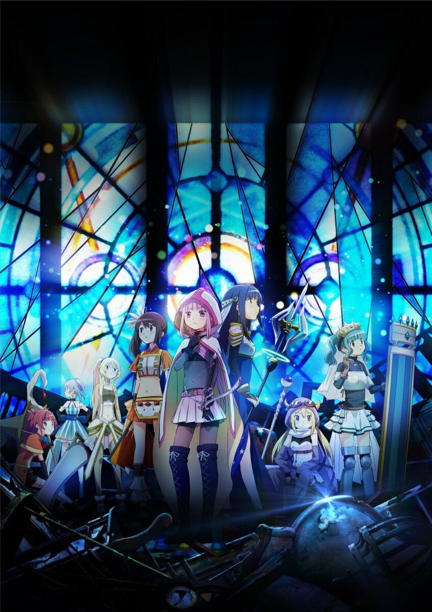 マギアレコード 魔法少女まどか☆マギカ外伝 3(完全生産限定版)(Blu-ray Disc)