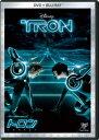 【送料無料】ディズニーPt10倍トロン:レガシー DVD+ブルーレイ・セット