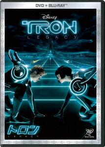【送料無料】トロン:レガシー DVD+ブルーレイ・セット