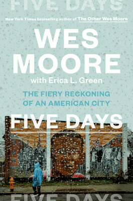 Five Days: The Fiery Reckoning of an American City画像