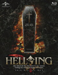 HELLSING OVA 1-10 Blu-ray BOX
