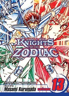 洋書, FAMILY LIFE & COMICS Knights of the Zodiac (Saint Seiya), Vol. 13, 13 KNIGHTS OF THE ZODIAC (SAINT S Knights of the Zodiac (Saint Seiya) Masami Kurumada
