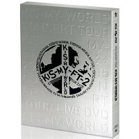 2015 CONCERT TOUR KIS-MY-WORLD【通常盤 DVD】