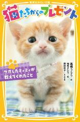 【楽天ブックスならいつでも送料無料】猫たちからのプレゼント ケガしたミィミィが教えてくれた...