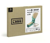 Nintendo Labo Toy-Con 04: VR Kit ちょびっと版追加Toy-Con トリ&風