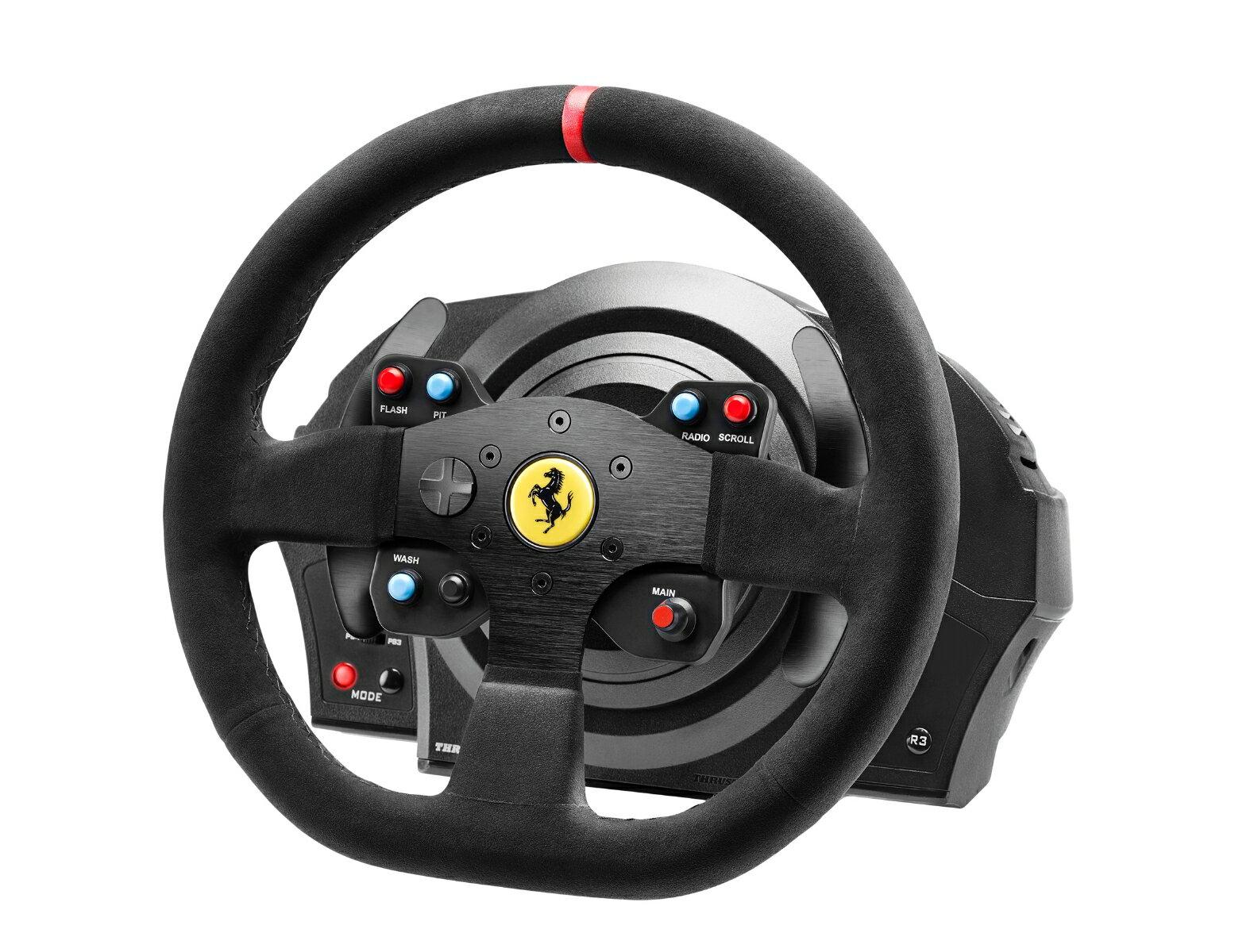 T300 Ferrari Integral Racing Wheel Alcantara Edition for PlayStation4/PlayStation3