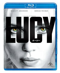 【楽天ブックスならいつでも送料無料】LUCY/ルーシー【Blu-ray】 [ スカーレット・ヨハンソン ]