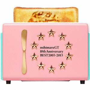 【送料無料】10th Anniversary BEST 2003-2013 [ mihimaru GT ]