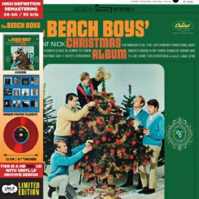 【輸入盤】Beach Boys Christmas Album (Ltd)画像