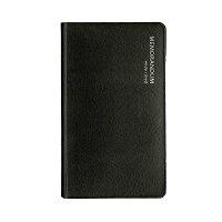ダイゴー メモ 太罫専科 太い罫線 手帳 ブラック A1238