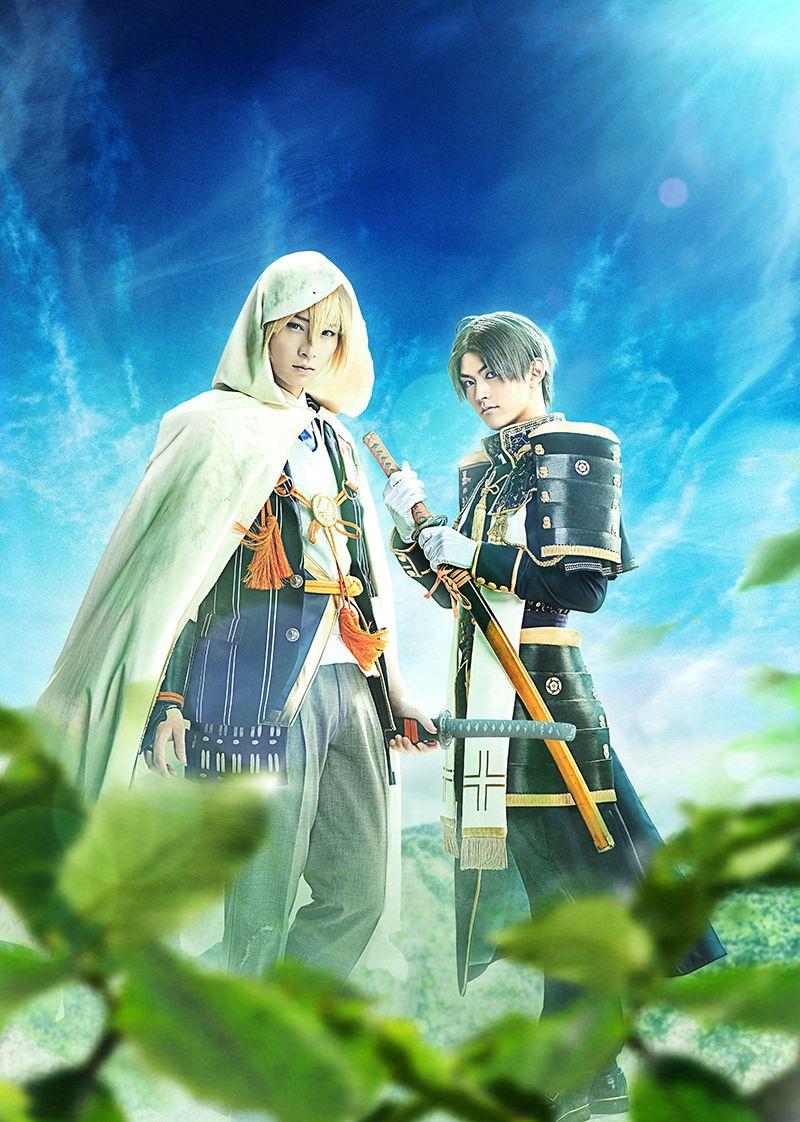 舞台『刀剣乱舞』慈伝 日日の葉よ散るらむ【Blu-ray】