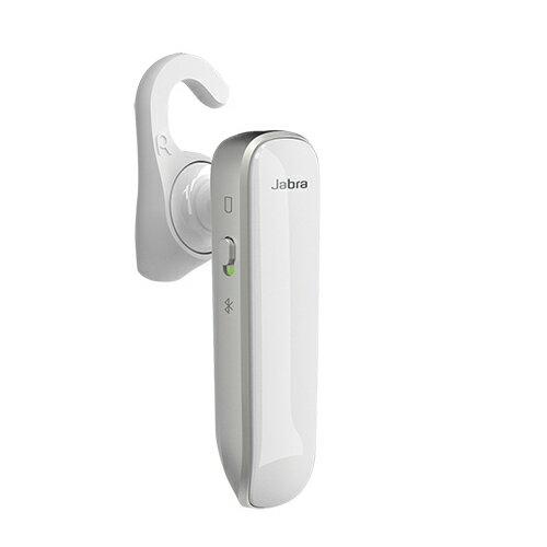 【楽天大感謝祭期間限定価格】Jabra Bluetoothモノラルヘッドセット BOOST Japan ECO Pack WHITE/SILVER 100-92320001-44